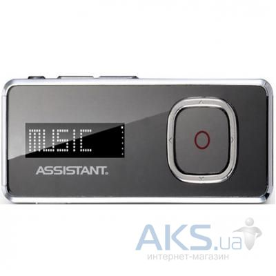 Mp3-плеер Assistant AM-09204 Grey