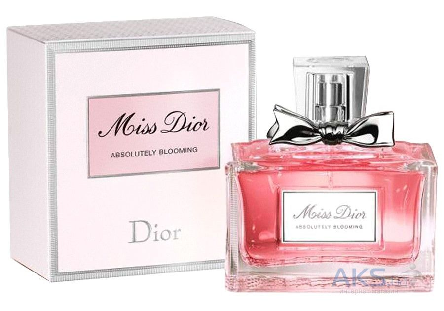 Christian Dior Miss Dior Absolutely Blooming Парфюмированная вода 100 мл