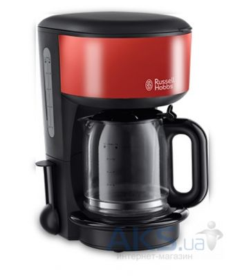 Кофеварка Russell Hobbs 20131-56  Flame Red