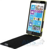 Вид 3 - Чехол Melkco Jacka Leather Case for Nokia Lumia 1320 Black (NKL320LCJT1BKPULC)