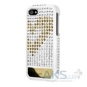 Чехол Lucien Elements Hearts Exclusive Selections White for iPhone 5/5S White