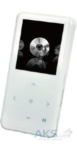 Mp3-плеер Ergo Zen Wave 4GB White