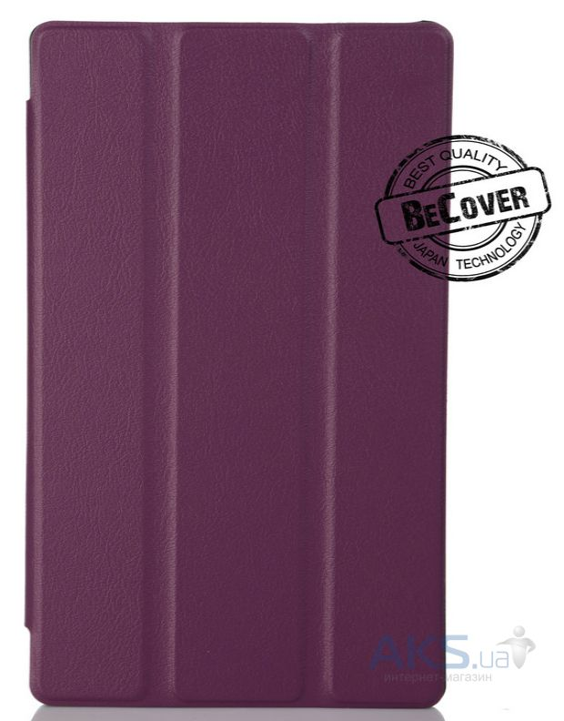 Чехол для планшета BeCover Smart Case Lenovo Tab 3-730X Purple (700954)