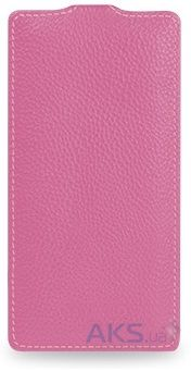 Чехол TETDED Leather Flip Series Sony Xperia Z3 Compact D5803 Pink