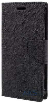 Чехол Mercury Fancy Diary Samsung A310 Galaxy A3 2016 Black