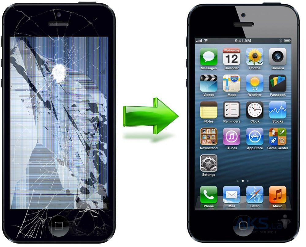 экрана iphone фото замена 5