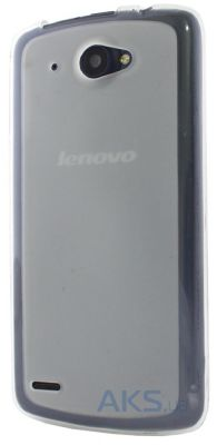 Чехол Original TPU Case Lenovo A358, A536 White