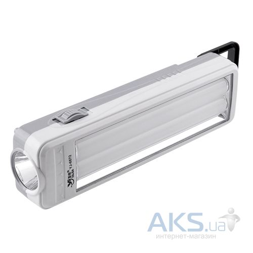 Фонарик Yajia YJ-6872 (1W+30SMD) Power Bank
