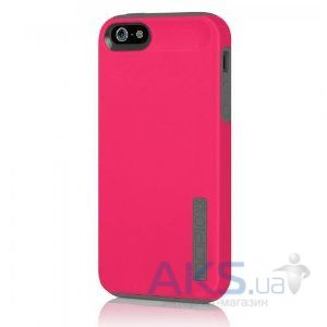 Чехол Incipio Dual Pro for iPhone 5/5S Cherry Blossom Pink/Charcoal Grey