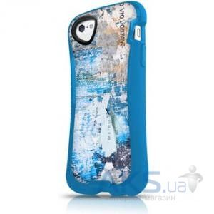 Чехол ITSkins Sesto HD for iPhone 5/5S Blue (APH5-SESHD-BLUE)