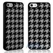 Вид 2 - Чехол Star5 Desire Series Hounds Apple iPhone 5, iPhone 5S, iPhone 5SE Thooth (with Swarovski)