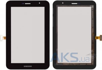Сенсорная панель (тачскрин) Samsung P6200 Galaxy Tab 7.0 Plus, P6210 Galaxy Tab 7.0 Plus Black