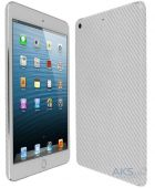 Чехол для планшета SGP Premium Protective Cover Skin Carbon Apple iPad 2, iPad 3 White