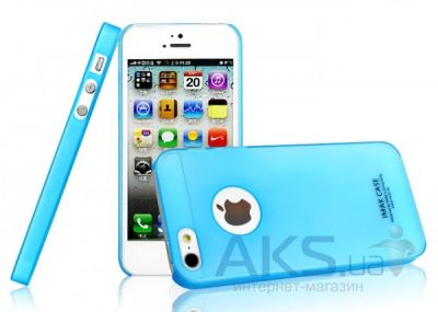 Чехол IMAK Water Jade Series Apple iPhone 5, iPhone 5S, iPhone 5SE Turquoise