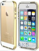 Чехол Rock Tube Series Apple iPhone 5, iPhone 5S, iPhone SE Gold