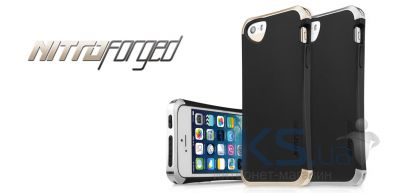 Чехол ITSkins Nitro Forged for iPhone 5/5S Gold (APH5-NTRFG-GOLD)