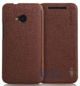 Чехол Yoobao Slim leather case HTC One Coffee (PCHTCONE-SCF)
