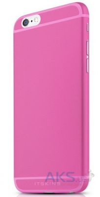 Чехол ITSkins ZERO 360 for iPhone 6/6S Pink (APH6-ZR360-PINK)