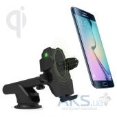 Вид 2 - Держатель iOttie Easy One Touch Wireless Qi Standard Car Mount Charger for Galaxy S6/S6 Edge, Google Nexus 5 (HLCRIO132)