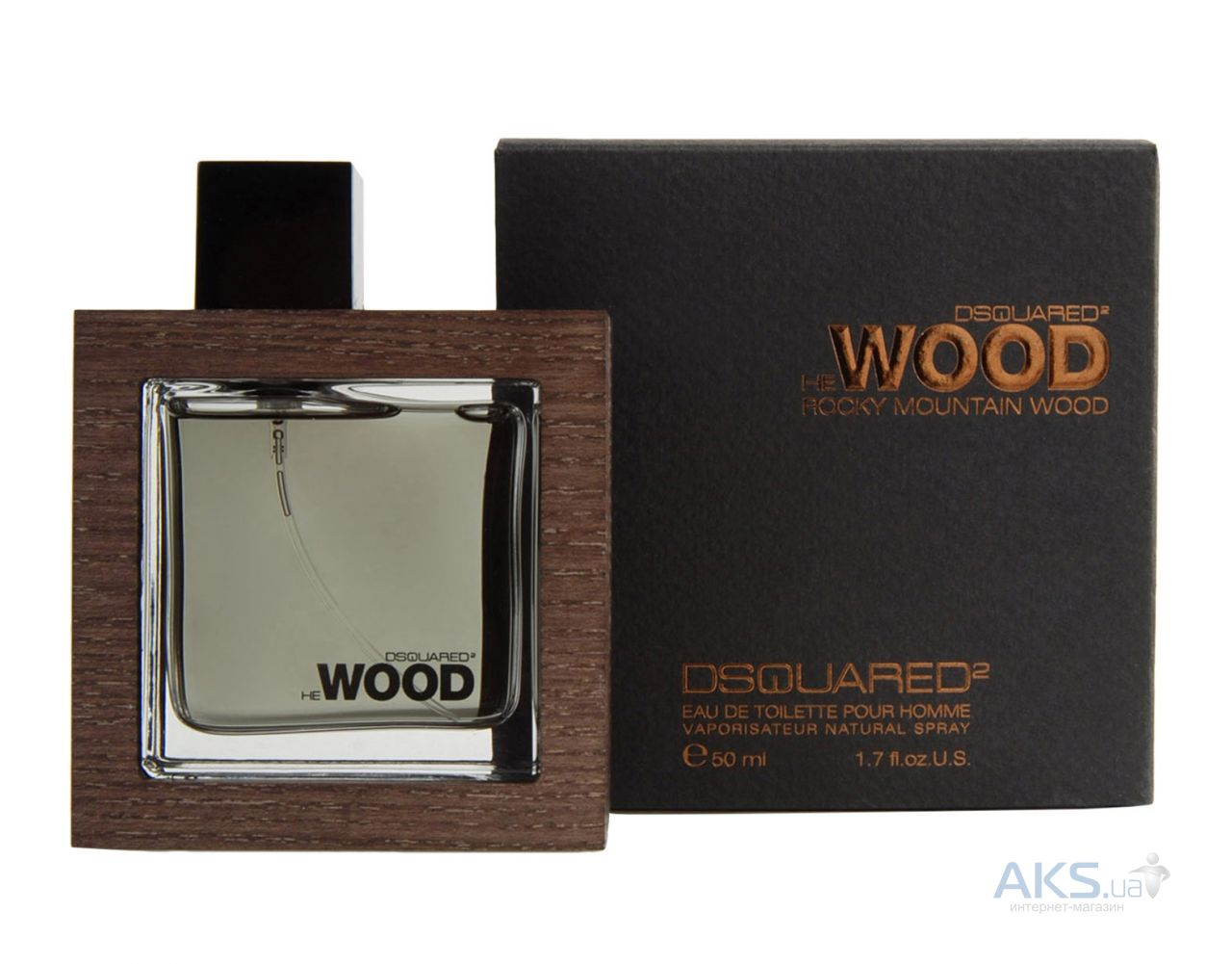 Dsquared2 He Wood Rocky Mountain Wood Туалетная вода 15 ml