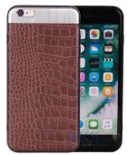 Чехол Totu Leather Case Apple iPhone 6 Plus, iPhone 6S Plus Matte Brown