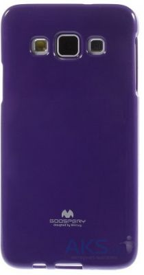 Чехол Mercury Jelly Color Series Samsung A700H Galaxy A7 Violet