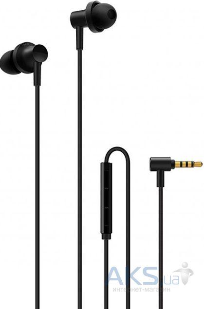 Гарнитура для телефона Xiaomi Mi In-Ear Headphones 2 Black