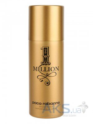 Paco Rabanne 1 Million Дезодорант 150 ml