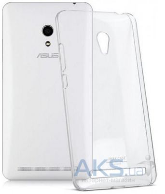 Чехол Asus Clear ZenFone 5 A501CG Transparent