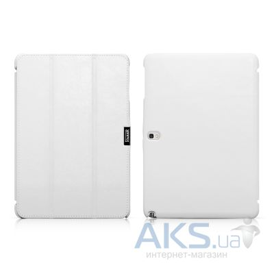 Чехол для планшета iCarer for Samsung Galaxy Note 10.1 2014 Edition (SM - P6000) White