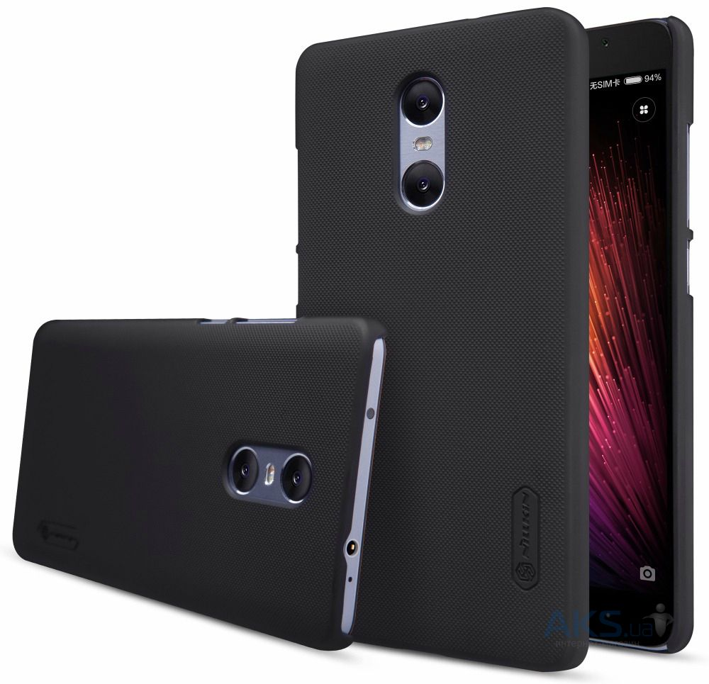 Чехол Nillkin Super Frosted Shield Xiaomi Redmi Pro Black