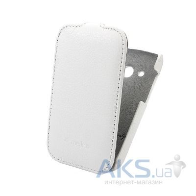 Чехол Melkco Jacka leather case for HTC Desire SV T326e White (O2DSSVLCJT1WELC)