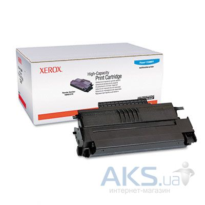 Картридж Xerox Phaser 3100 (106R01378) Black