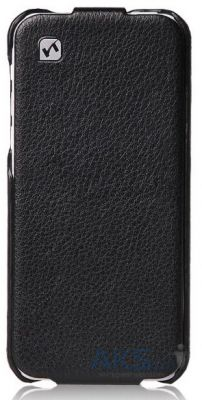 Чехол Hoco Duke flip leather case for iPhone 5C Black (HI-L039)