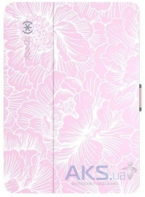 Чехол для планшета Speck StyleFolio Apple iPad Air 2 Fresh Floral Pink/Nickel Grey (SPK-A3334)