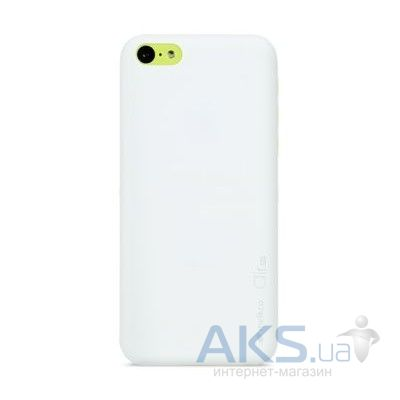Чехол Melkco Air PP 0.4 mm cover case for iPhone 5C White [APIPONUTPPWE]