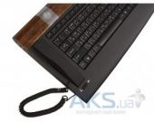 Вид 2 - Клавиатура A4Tech KIP-900-2 Black+Brown