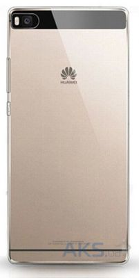 Чехол Original TPU Ultra Thin Huawei Ascend P8 Transparent