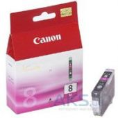 Картридж Canon CLI-8 (0625B001/0625B024) Photo Magenta