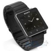 Вид 3 - Умные часы Sony SmartWatch 2 SW2 Steel Black