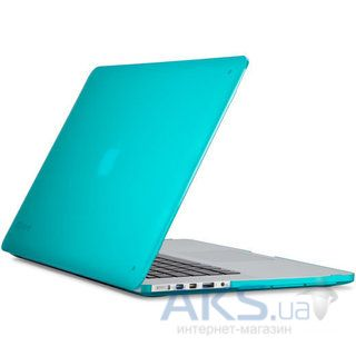 "Чохол Speck MacBook Pro (with Retina display) 15"" Blue (SPK-A2975) - фото 1"