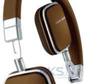 Вид 2 - Наушники (гарнитура) Harman Kardon On-Ear Headphone SOHO Wireless Brown (HKSOHOBTBRN)