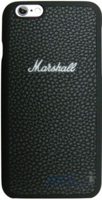 Чехол Marshall Case Apple iPhone 6, iPhone 6S Black