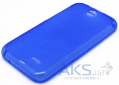 Чехол Original TPU Case HTC Desire 310 Dual Blue