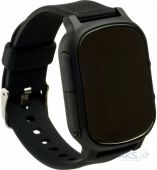 Умные часы SmartWatch GW700 GPS Tracking Black SeTracker