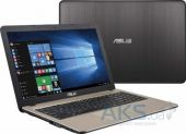 Вид 5 - Ноутбук Asus R540SA (R540SA-XX040) Chocolate Black