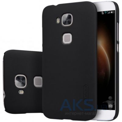 Чехол Nillkin Super Frosted Shield Huawei Ascend G8, GX8 Black
