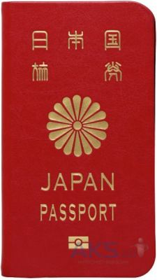 Чехол Ozaki O!coat Worldpass Japan for Samsung Galaxy S IV i9500 (OC741JP)