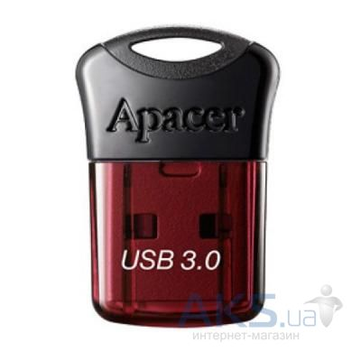 Флешка Apacer 16GB AH157 Red USB 3.0 (AP16GAH157R-1)