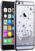 Чехол Devia Butterfly Apple iPhone 6, iPhone 6S Gun Black
